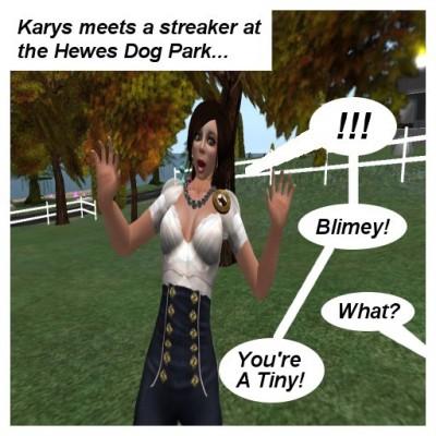 karys_sees_sneaker