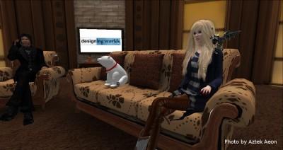 VKC on DW 01 - sofa