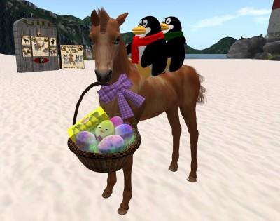 lilwitch allen - a little horse